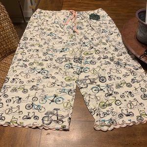 Sleep sense pajama pants XL NWT